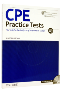 CPE Practice Tests New Edition with Answer Key and Audio CDs