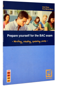Prepare yourself for the BAC exam. Writing, reading, speaking skills