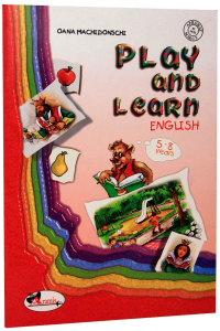 Play and learn english 5-8 years