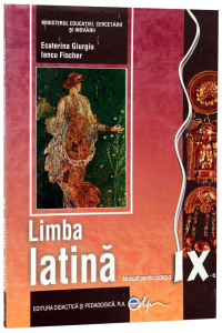 Manual de Limba latina cls a-IX-a