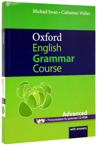 Oxford English Grammar Course Advanced (C1-C2) with answers & CD-ROM pack