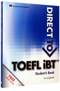Direct to TOEFL Student's Book Pack