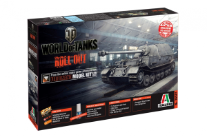 World of Tanks. Tanc Ferdinand