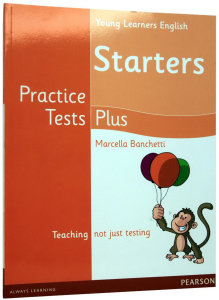 Young Learners English Starters. Practice Tests Plus (NO CD included)