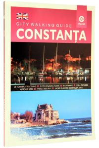 City walking guide Constanta