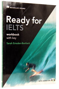 Ready for IELTS Workbook with key - With Audio CDs