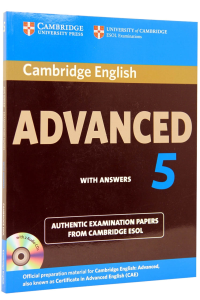 Cambridge English Advanced (CAE) 5 (Student's Book with Answers & Audio CDs (2)