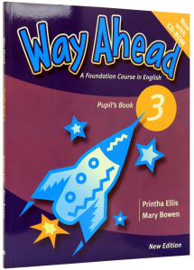 Way Ahead 3 Pupil's Book with CD-ROM