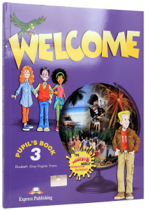 Welcome 3 (SB) pupil's book