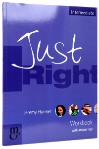 Just Right Intermediate Workbook with Answer Key