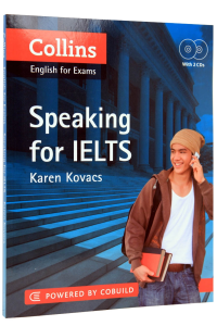 Collins. Speaking for IELTS (+2CD)