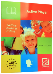 Active Player - reading, speaking, writing