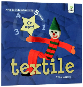 Arta si indemanare in 5 pasi! Textile