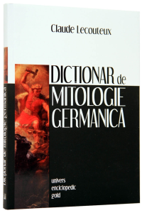 Dictionar de mitologie germanica