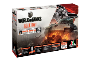 World of Tanks 1:56 - Tanc Pz.Kpfw. V PANTHER