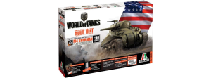 World of Tanks 1:56 - Tanc M4 SHERMAN