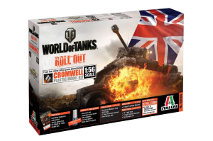 World of Tanks 1:56 - Tanc CROMWELL