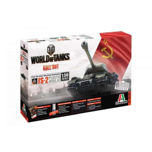 World of Tanks 1:56 - Tanc IS-2