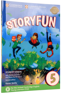 Storyfun 5. Student's Book with Online Activities and Home Fun Booklet 5