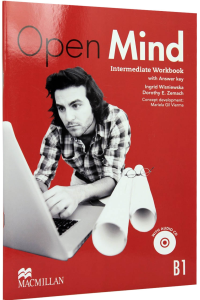 Open Mind Intermediate Workbook with CD and Key
