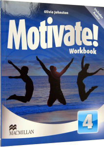 Motivate! 4 Workbook Pack