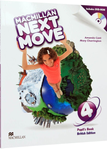 Macmillan Next Move 4 Pupil's Book Pack