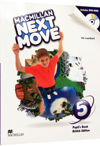 Macmillan Next Move 5 Pupil's Book Pack