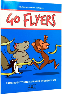 Go Flyers. Cambridge Young Learnenrs English Tests (+2 CD)