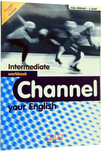 Channel your English. Intermediate Workbook (+CD)