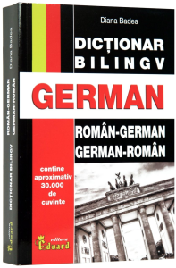 Dictionar roman-german/ german-roman