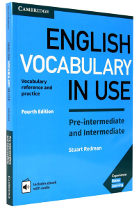 English Vocabulary in Use: Pre-intermediate and Intermediate with Answers and Enhanced eBook