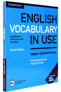 English Vocabulary in Use: Upper-Intermediate with Answers and Enhanced eBook