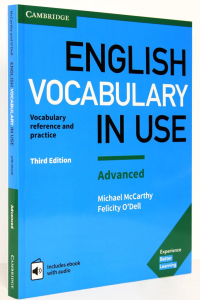 English Vocabulary in Use: Advanced with Answers and Enhanced eBook