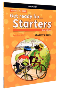 Get Ready for: Starters: Student's Book and Downloadable Audio Material