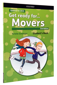 Get Ready for: Movers: Student's Book and Online Audio