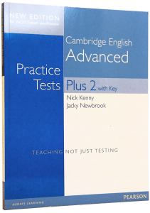 CAE Practice Tests Plus 2 (Cambridge Advanced) 2015 with Key (online component)