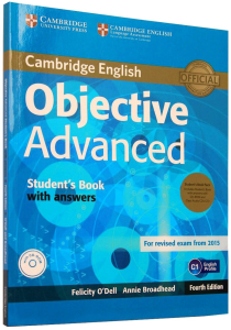 Objective Advanced Student's Book Pack 2015 (Student's Book with Answers with CD-ROM and Class Audio CDs (2)) 4th Edition