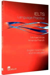 IELTS Language Practice: English Grammar and Vocabulary