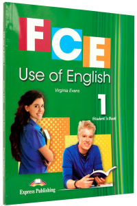 FCE. Use of English 1. Student's book