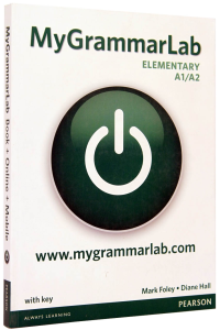 Elementary A1/A2. MyGrammarLab with key