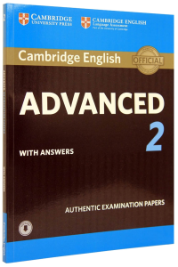 Cambridge English Advanced 2 Student's Book with Answers with Downloadable Audio