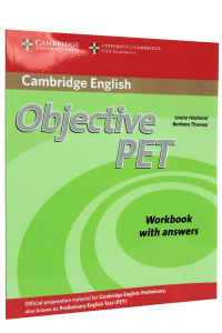 Objective PET. Workbook with Answers