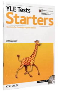 Starters.Cambridge YLE Tests, Student's Book and Audio CD Pack