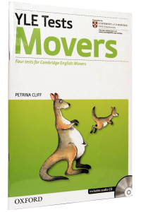 Movers. Cambridge YLE Tests, Student's Book and Audio CD Pack