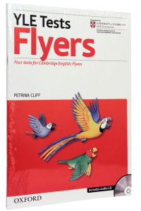 Flyers.Cambridge YLE Tests, Student's Book and Audio CD Pack, Teacher's Book