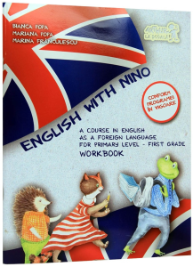 English with Nino. Workbook