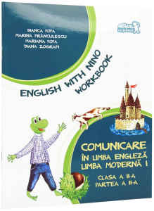English with Nino. Workbook Clasa a 2-a. Partea II