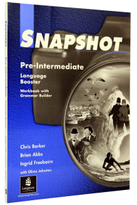 Snapshot Pre-Intermediate clasa a 7-a. Language Booster
