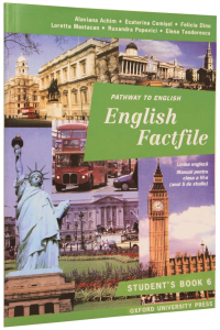 English Factfile. Manual clasa a 6-a