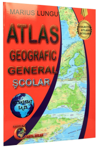 Atlas geografic general scolar